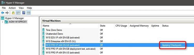 Use Hyper-V virtual machine to get Windows 10 Insider ISO-apply-checkpoint-3.jpg