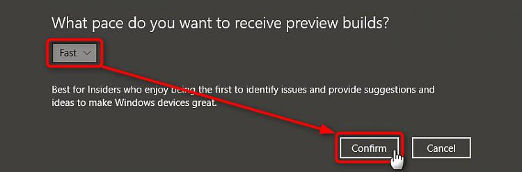 Use Hyper-V virtual machine to get Windows 10 Insider ISO-fast-ring.jpg
