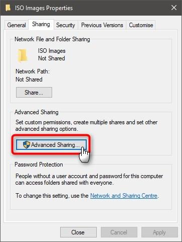 Use Hyper-V virtual machine to get Windows 10 Insider ISO-sharing-1.jpg