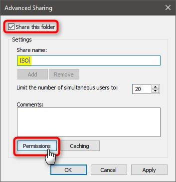 Use Hyper-V virtual machine to get Windows 10 Insider ISO-sharing-2.jpg