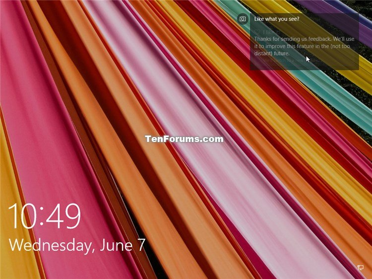 how to change background picture on lock screen windows 10