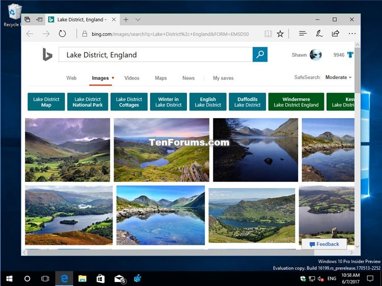 Get More Information about Windows Spotlight Image in