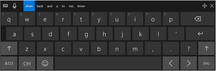 Hide or Show Touch Keyboard Button on Taskbar in Windows 10 | Tutorials