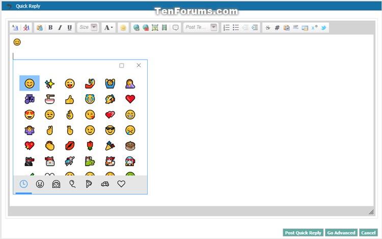 Entering Emoji on Hardware Keyboard with Emoji Panel in Windows 10-website_emoji_panel.jpg