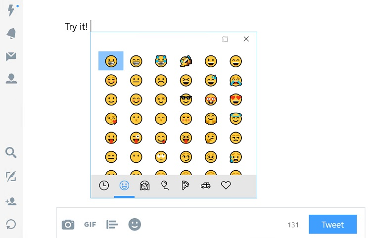 Entering Emoji on Hardware Keyboard with Emoji Panel in Windows 10-twitter_emoji_panel.jpg