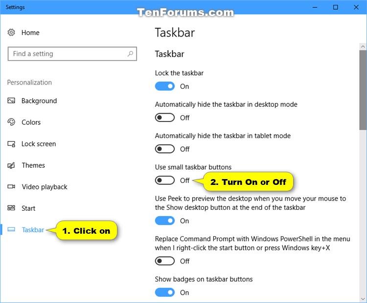 Use Large or Small Taskbar Buttons in Windows 10-taskbar_buttons_size.jpg