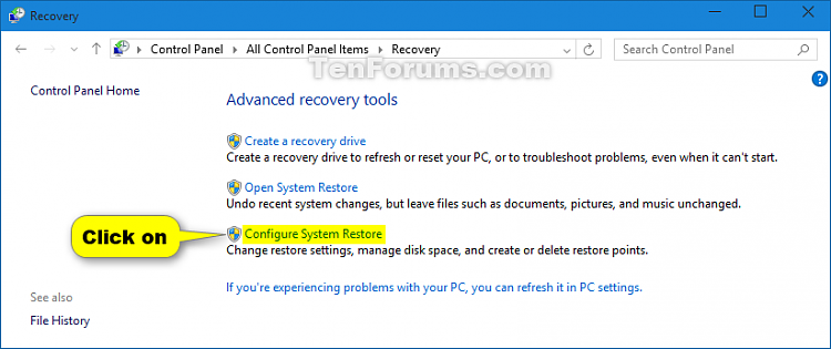Turn On or Off System Protection for Drives in Windows 10-recovery.png