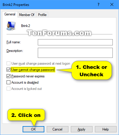 net user change password access denied