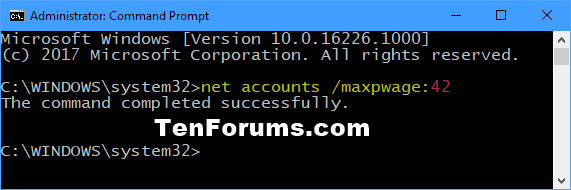 Name:  Maximum_password_age_command.png Views: 422 Size:  11.9 KB