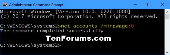 Name:  Minimum_password_age_command.png Views: 4405 Size:  11.8 KB