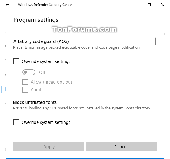 Name:  Exploit_Protection_Add_program_settings-3.png Views: 2427 Size:  22.9 KB