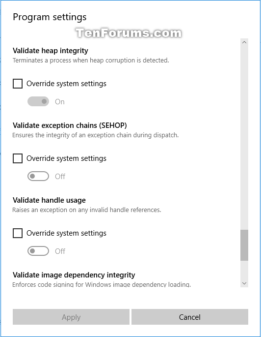 Change Windows Defender Exploit Protection Settings in Windows 10-exploit_protection_edit_program_settings-8.png