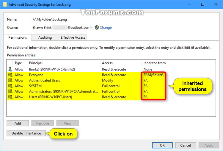 Enable or Disable Inherited Permissions for Objects in Windows-disable_inheritance_for_file-2.jpg