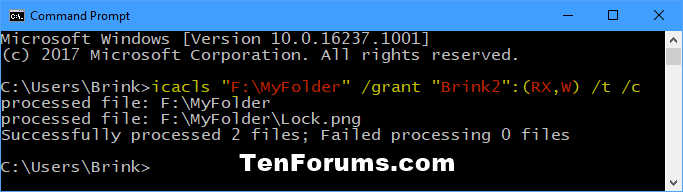 Change Permissions of Objects for Users and Groups in Windows 10-change_permissions_command.png