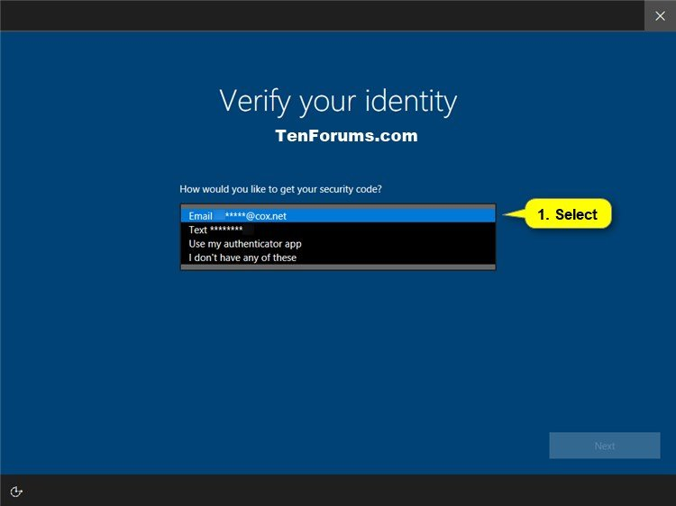 Reset Password of User Account in Windows 10 | Tutorials