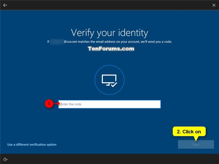 how to change your user account password in windows 10