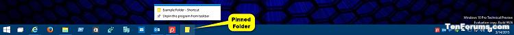 'Pin to taskbar' Folder and Drive in Windows 10-folder_pinned_to_taskbar.png
