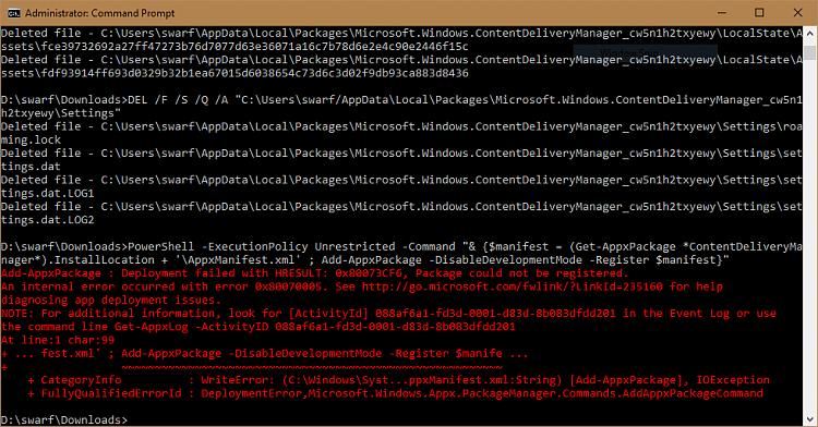 Reset and Re-register Windows Spotlight in Windows 10-lockscreenerror.png