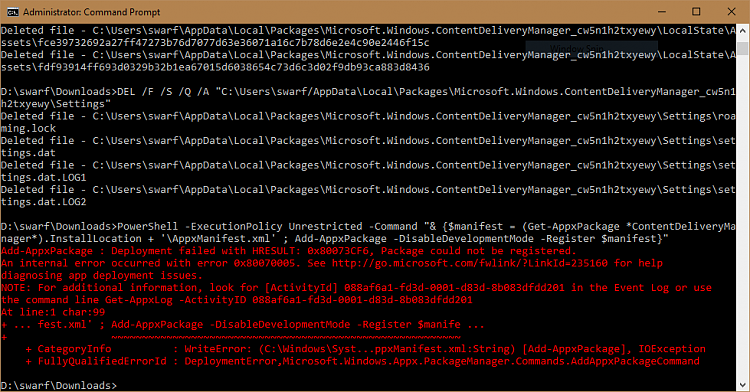 Click image for larger version.  Name:lockscreenerror.PNG Views:563 Size:62.3 KB ID:144003