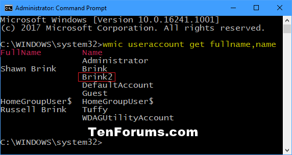 Name:  Change_account_name_in_command_prompt-1.png Views: 2126 Size:  22.5 KB