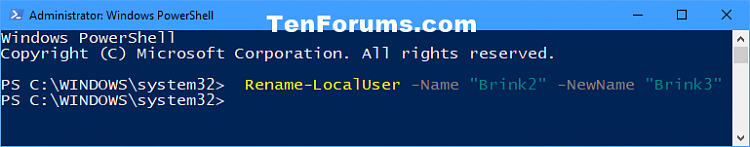 Click image for larger version.  Name:Change_account_name_in_PowerShell-2.png Views:80 Size:11.7 KB ID:144114