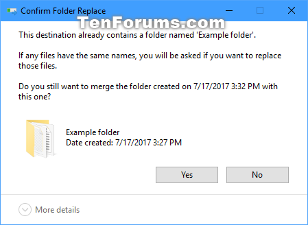 Show or Hide Folder Merge Conflicts in Windows 10-confirm_folder_replace.png