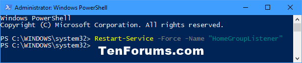 Start, Stop, and Disable Services in Windows 10-restart_service_in_powershell.png
