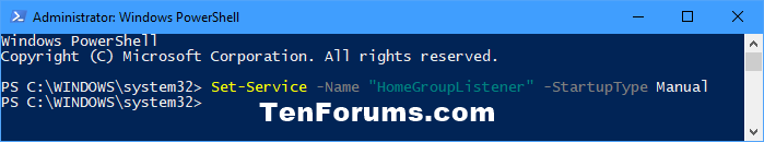 Name:  Set_service_startup_type_in_PowerShell.png Views: 189857 Size:  11.1 KB