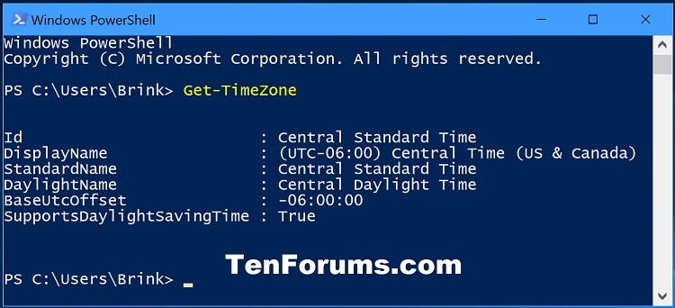 Name:  Get_TimeZone_PowerShell.jpg Views: 12861 Size:  80.8 KB