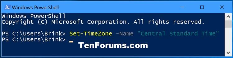 Name:  Set_TimeZone_PowerShell.jpg Views: 72820 Size:  50.0 KB