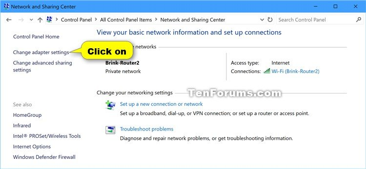Enable or Disable IPv6 in Windows | Tutorials