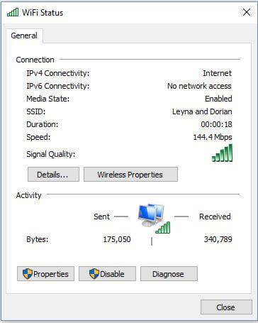 Create Wi-Fi Settings shortcut in Windows 10 | Tutorials