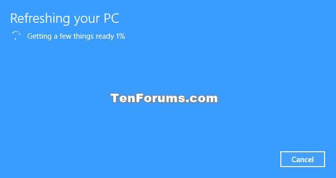 Fresh Start Windows 10 | Tutorials