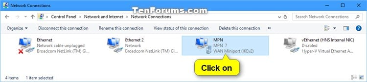 how to disconnect network drive windows 10