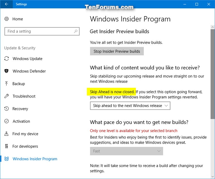 Skip Ahead to Next Version of Windows 10 for Insiders in Fast Ring-skip_ahead_is_now_closed.jpg