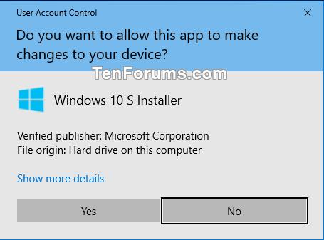Install Windows 10 in S Mode on a Windows 10 PC-windows10sinstaller-1.png