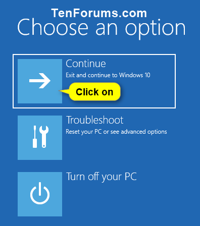 Enable or Disable Automatic Repair in Windows 10 | Tutorials