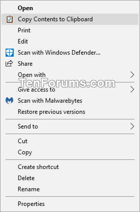 Add Copy Contents to Clipboard to Context Menu in Windows 10-copy_contents_to_clipboard_context_menu.png