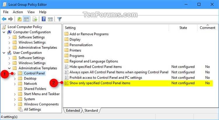 Name:  Show_only_specified_Control_Panel_items_gpedit-1.jpg Views: 555 Size:  77.9 KB