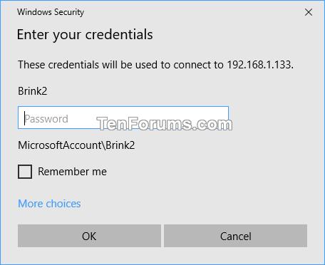 Delete Saved Credentials of Remote Desktop Connection in Windows-rdc_enter_your_credentials.png