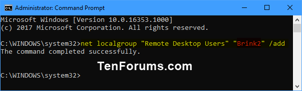 Name:  Add_Remote_Desktop_Users_command_prompt.png Views: 4201 Size:  10.6 KB