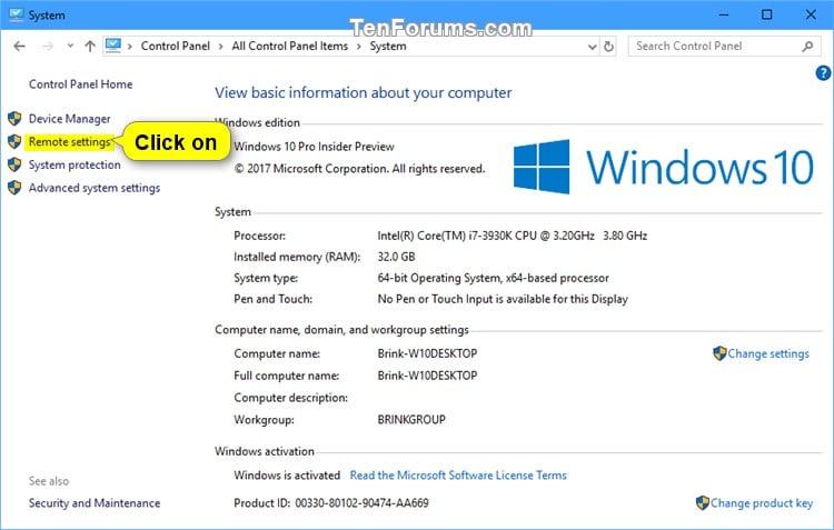 Add or Remove Remote Desktop Users in Windows | Tutorials