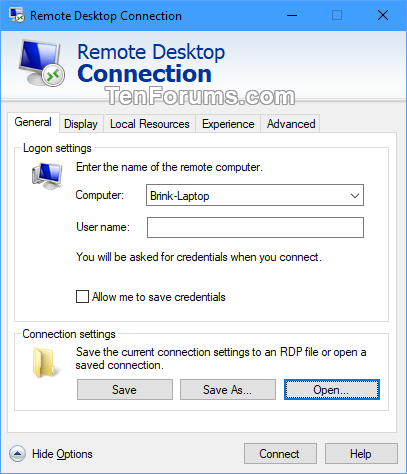 Save Remote Desktop Connection Settings to RDP File in Windows-restore_rdc_settings-4a.png