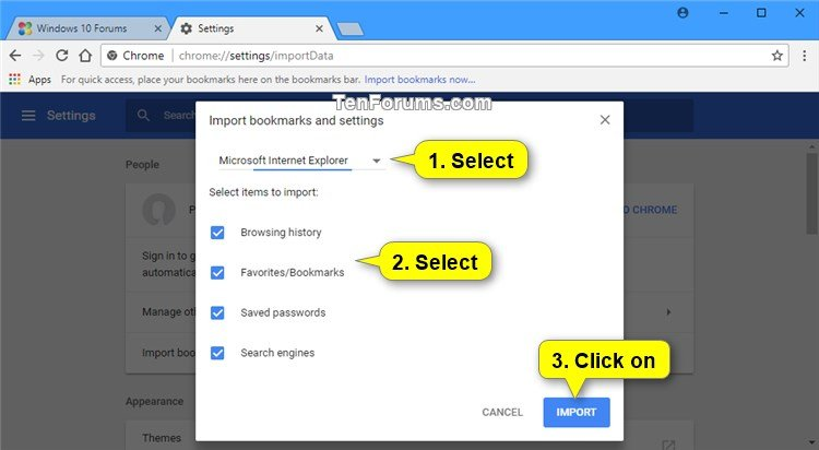 how to open history chrome windows