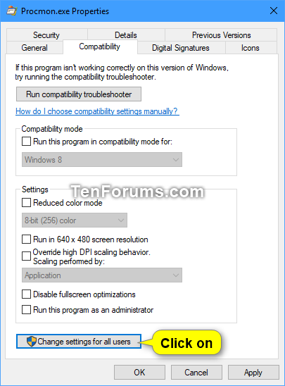 Change Compatibility Mode Settings for Apps in Windows 10-change_settings_for_all_users.png