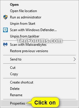 Create Custom Shortcut Comment Pop-up Description in Windows-shortcut_properties.png