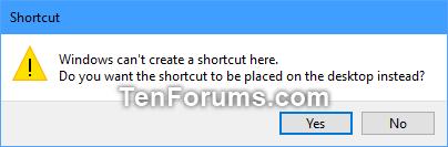 Create Shortcut to App, File, Folder, Drive, or Website in Windows 10-create_shortcut_context_menu-2.png