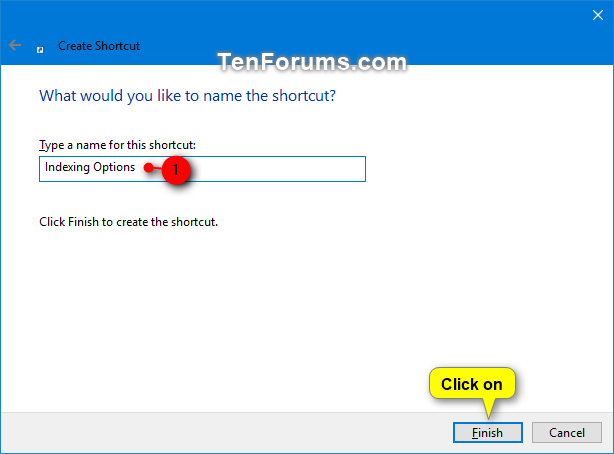 Create Indexing Options Shortcut in Windows 10-indexing_options_shortcut-3.png