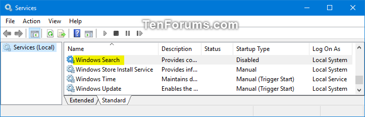 Enable or Disable Search Indexing in Windows-enable_windows_search_service-1.png