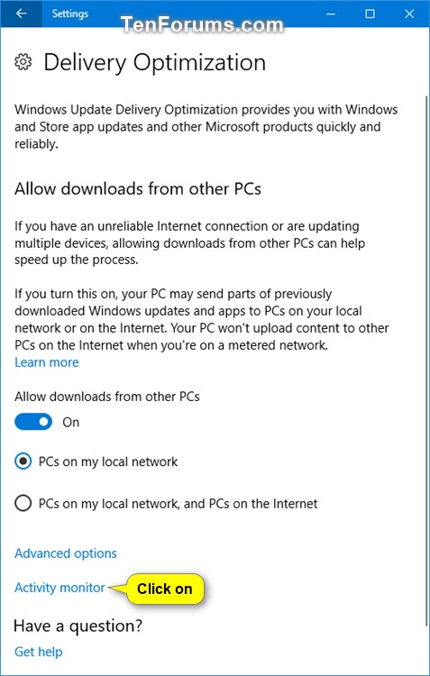 See OS and Store Update Bandwidth Usage in Windows 10 Activity Monitor-w10_delivery_optimization_activity_monitor-3.jpg